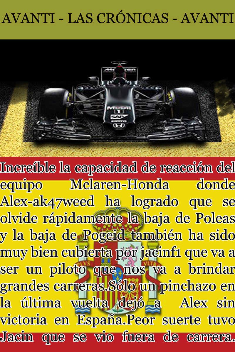 MAGAZINE F1 AVANTI. NÚMERO 6 (30/11/2016) 14_mcl10