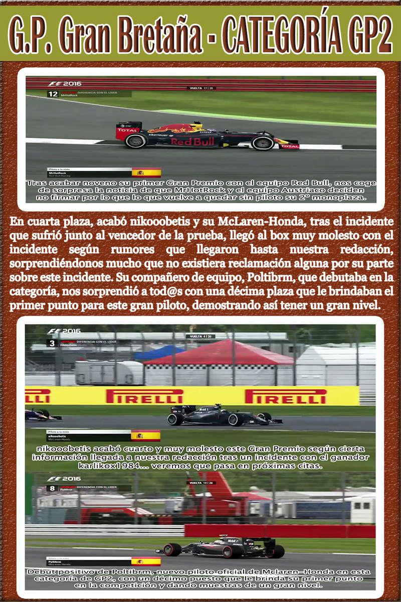 MAGAZINE F1 AVANTI. NÚMERO 12 (14/02/2017) 15_gp211