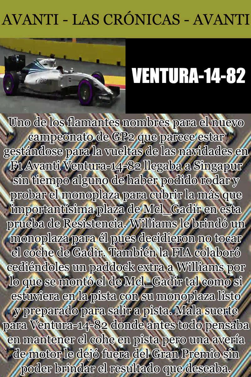 MAGAZINE F1 AVANTI. NÚMERO 8 (27/12/2016) 15_ven10