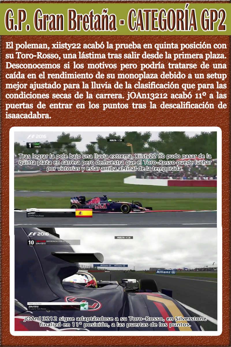 MAGAZINE F1 AVANTI. NÚMERO 12 (14/02/2017) 16_gp211