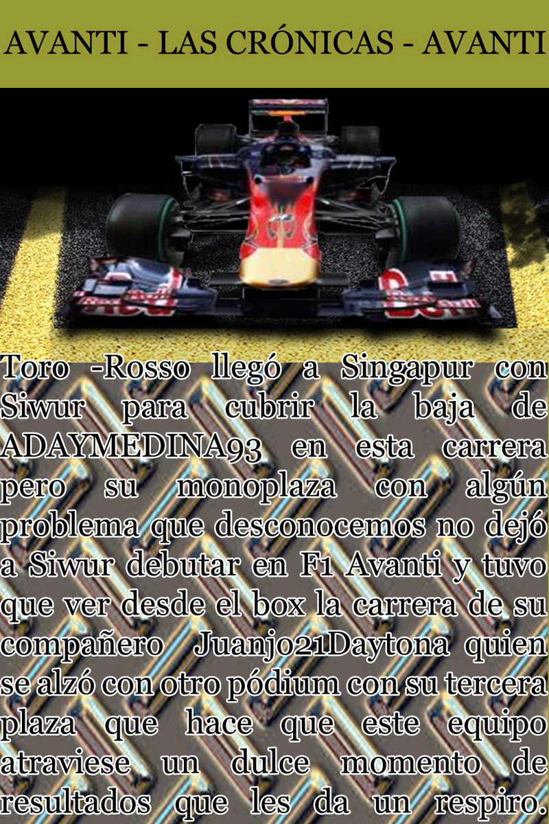 MAGAZINE F1 AVANTI. NÚMERO 8 (27/12/2016) 16_tor10