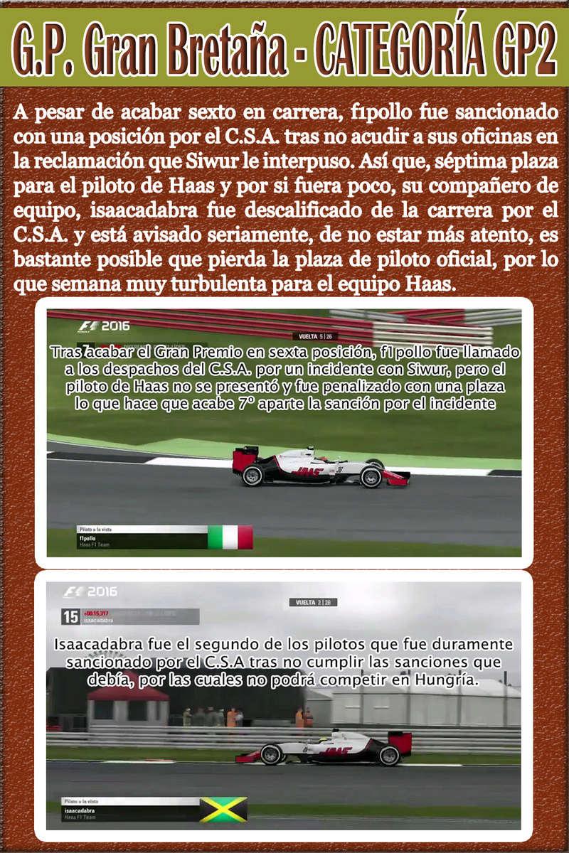 MAGAZINE F1 AVANTI. NÚMERO 12 (14/02/2017) 17_gp211