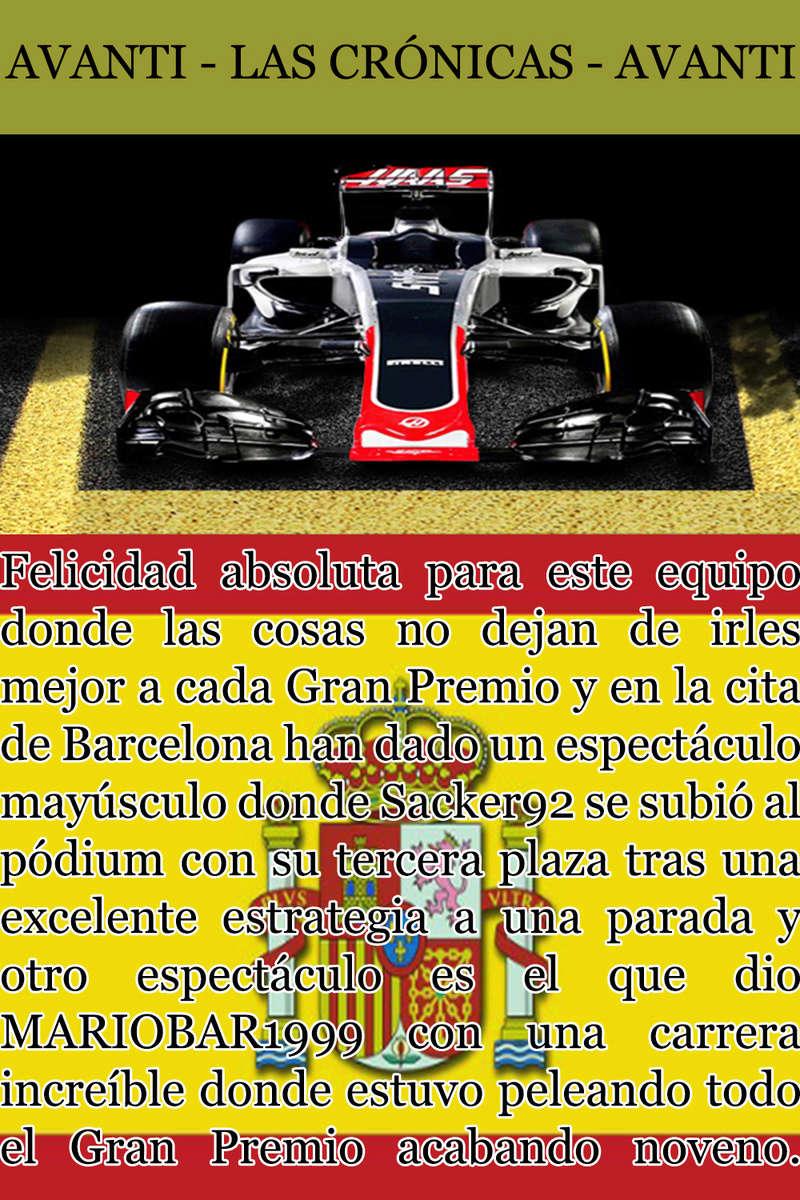 MAGAZINE F1 AVANTI. NÚMERO 6 (30/11/2016) 17_haa10