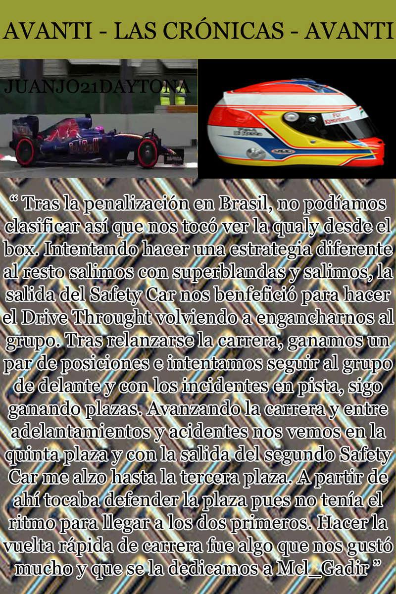 MAGAZINE F1 AVANTI. NÚMERO 8 (27/12/2016) 17_jua10