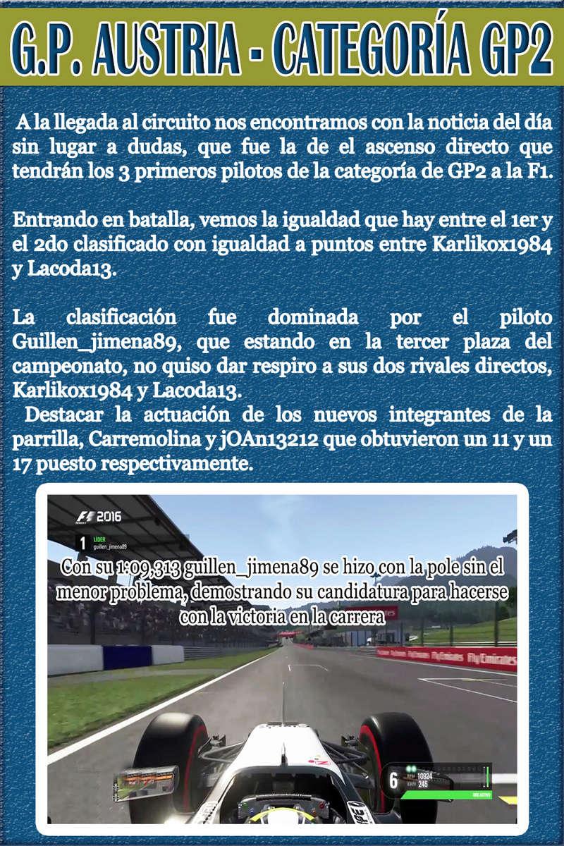 MAGAZINE F1 AVANTI. NÚMERO 11 (06/02/2017) 18_gp211