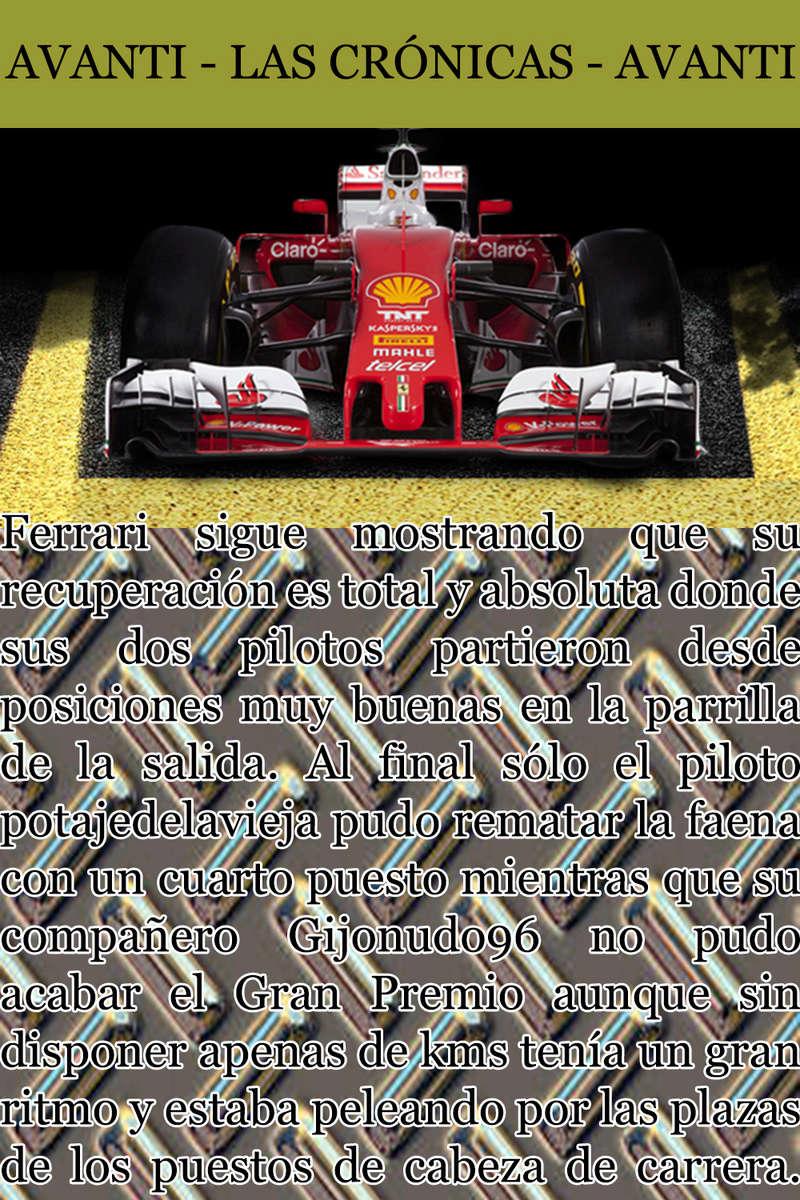 MAGAZINE F1 AVANTI. NÚMERO 8 (27/12/2016) 19_fer10