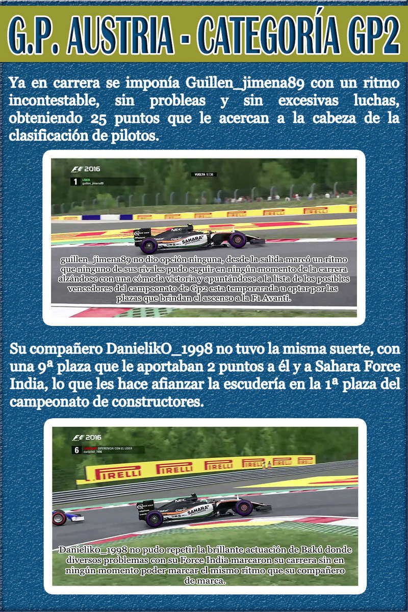 MAGAZINE F1 AVANTI. NÚMERO 11 (06/02/2017) 19_gp211