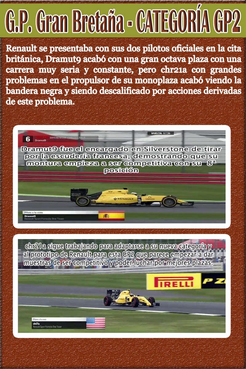 MAGAZINE F1 AVANTI. NÚMERO 12 (14/02/2017) 19_gp212