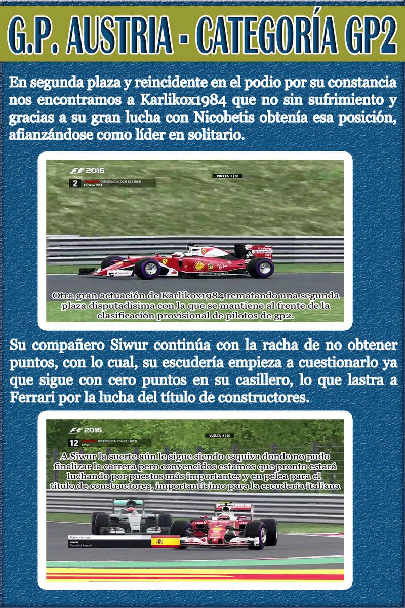 MAGAZINE F1 AVANTI. NÚMERO 11 (06/02/2017) 20_gp211