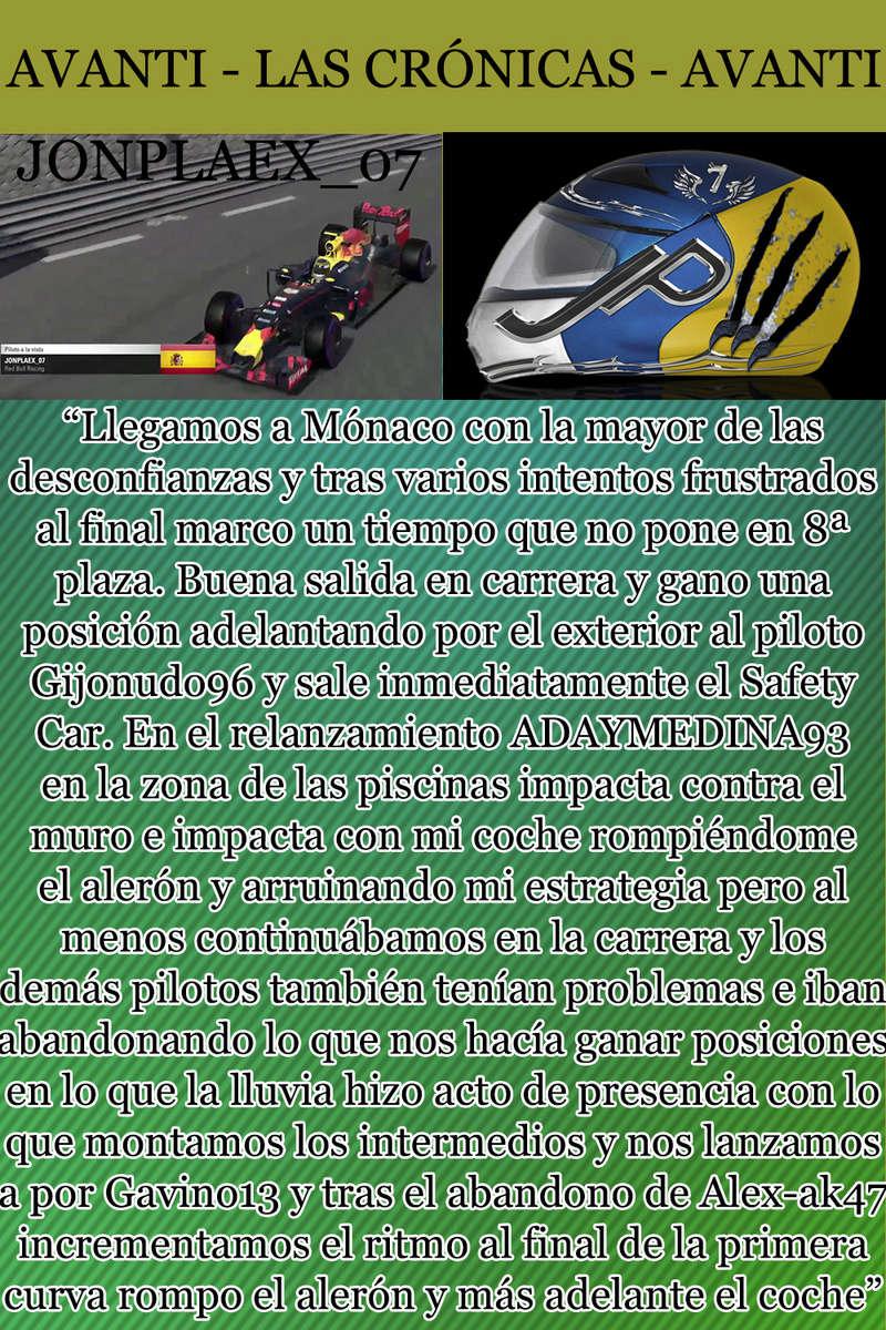 MAGAZINE F1 AVANTI. NÚMERO 7 (20/12/2016) 21_jon10