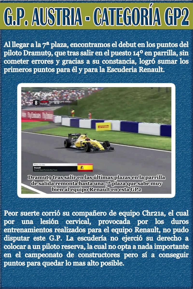 MAGAZINE F1 AVANTI. NÚMERO 11 (06/02/2017) 26_gp210