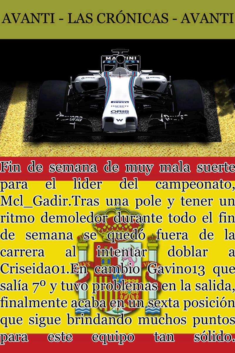 MAGAZINE F1 AVANTI. NÚMERO 6 (30/11/2016) 26_wil10