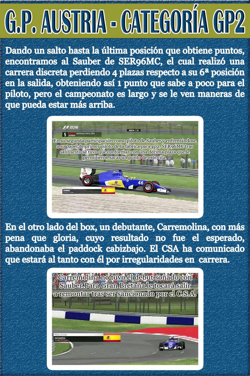MAGAZINE F1 AVANTI. NÚMERO 11 (06/02/2017) 27_gp210