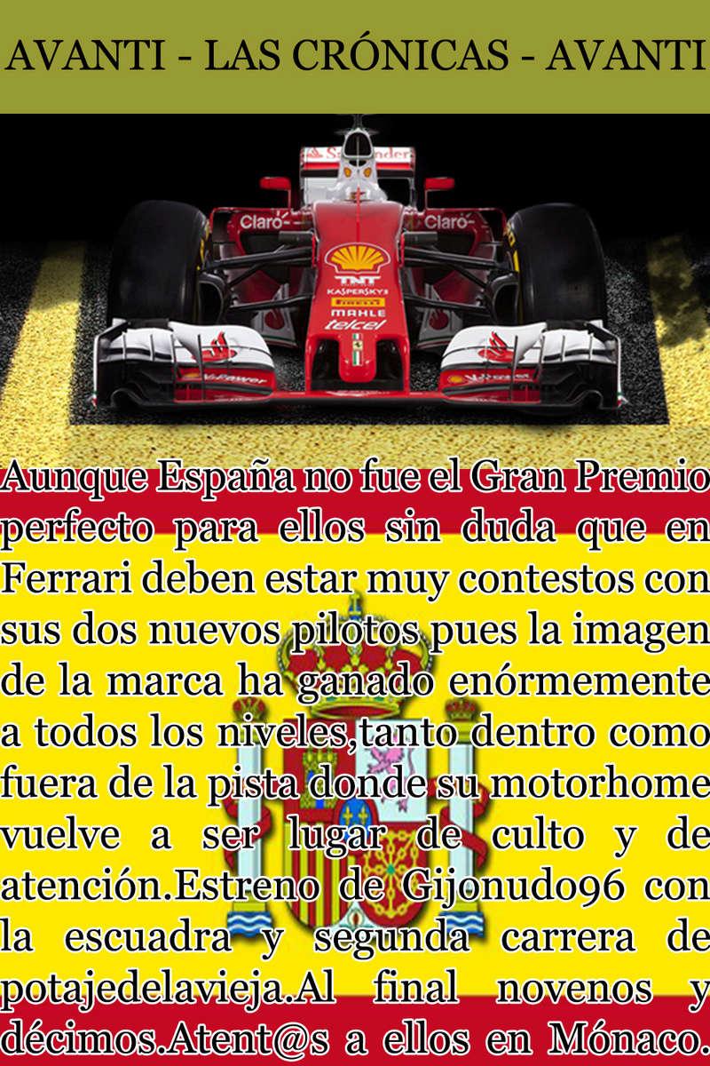 MAGAZINE F1 AVANTI. NÚMERO 6 (30/11/2016) 29_fer10