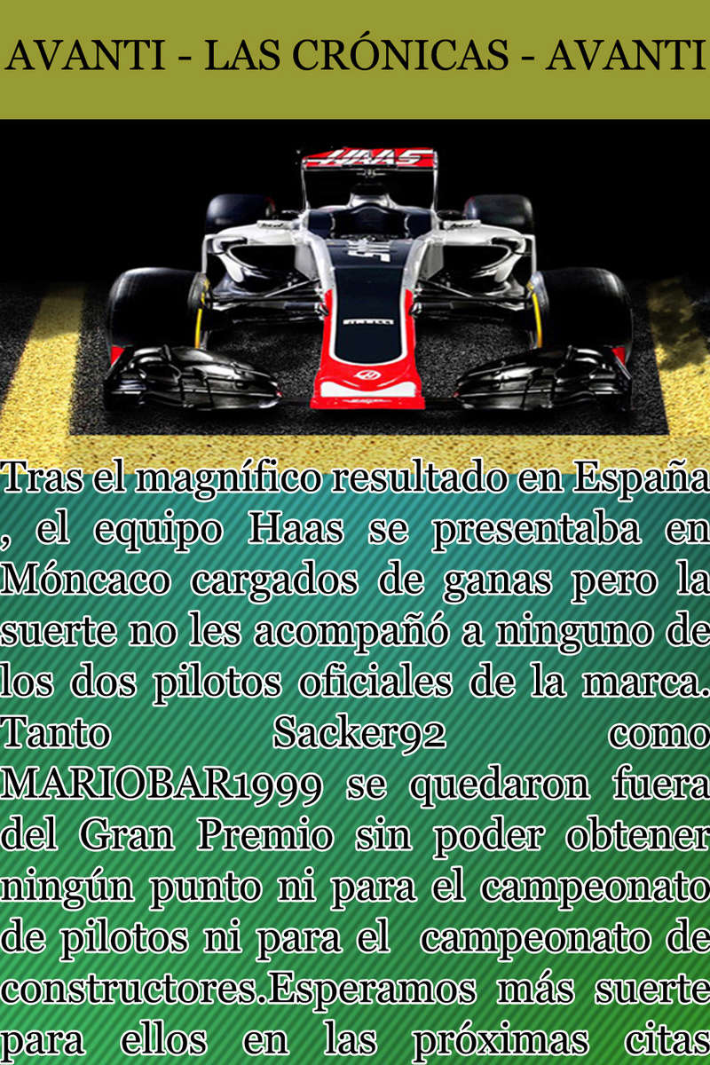MAGAZINE F1 AVANTI. NÚMERO 7 (20/12/2016) 29_haa10