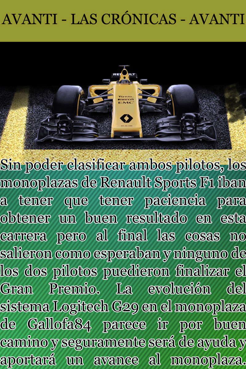 MAGAZINE F1 AVANTI. NÚMERO 7 (20/12/2016) 32_ren11