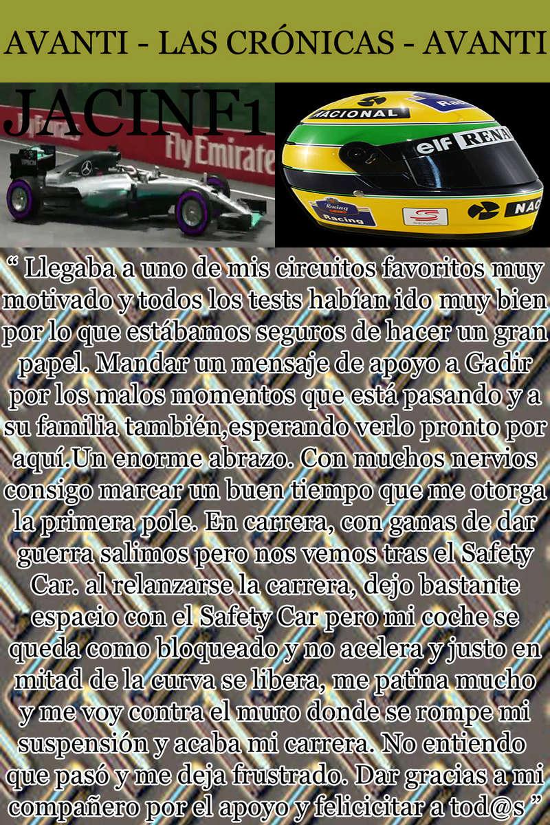 MAGAZINE F1 AVANTI. NÚMERO 8 (27/12/2016) 33_jac10