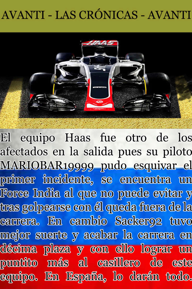 MAGAZINE F1 AVANTI. NÚMERO 5 (20/11/2016) 34_haa10