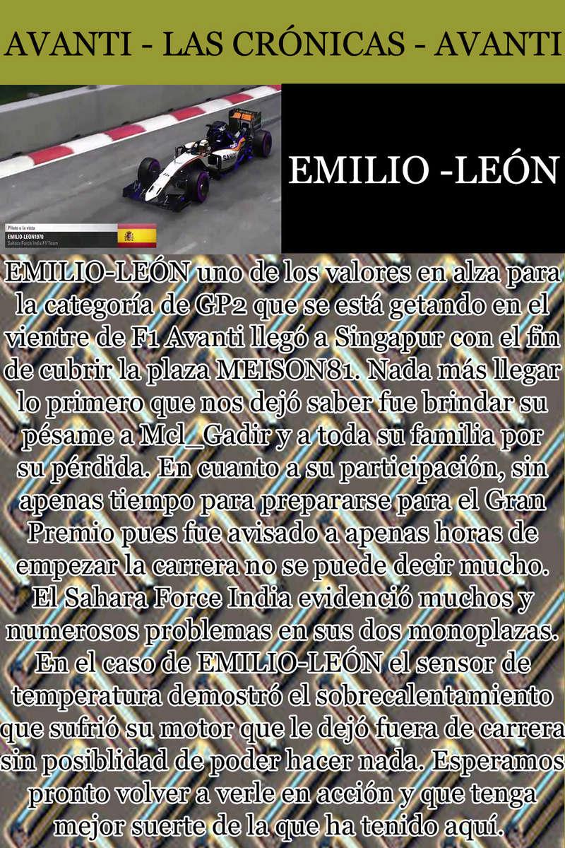 MAGAZINE F1 AVANTI. NÚMERO 8 (27/12/2016) 38_emi10