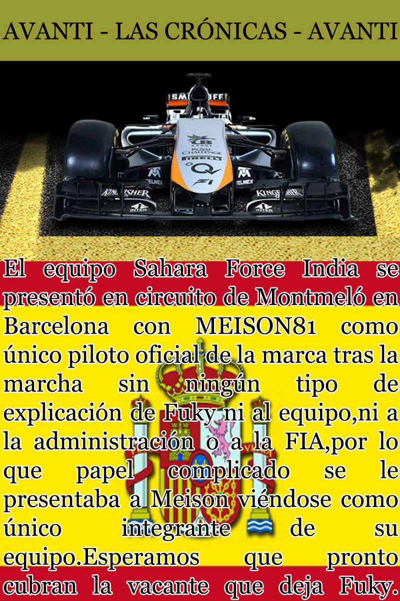 MAGAZINE F1 AVANTI. NÚMERO 6 (30/11/2016) 38_for10