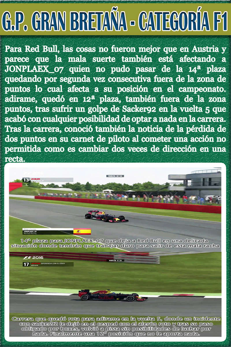 MAGAZINE F1 AVANTI. NÚMERO 12 (14/02/2017) 39_cro10