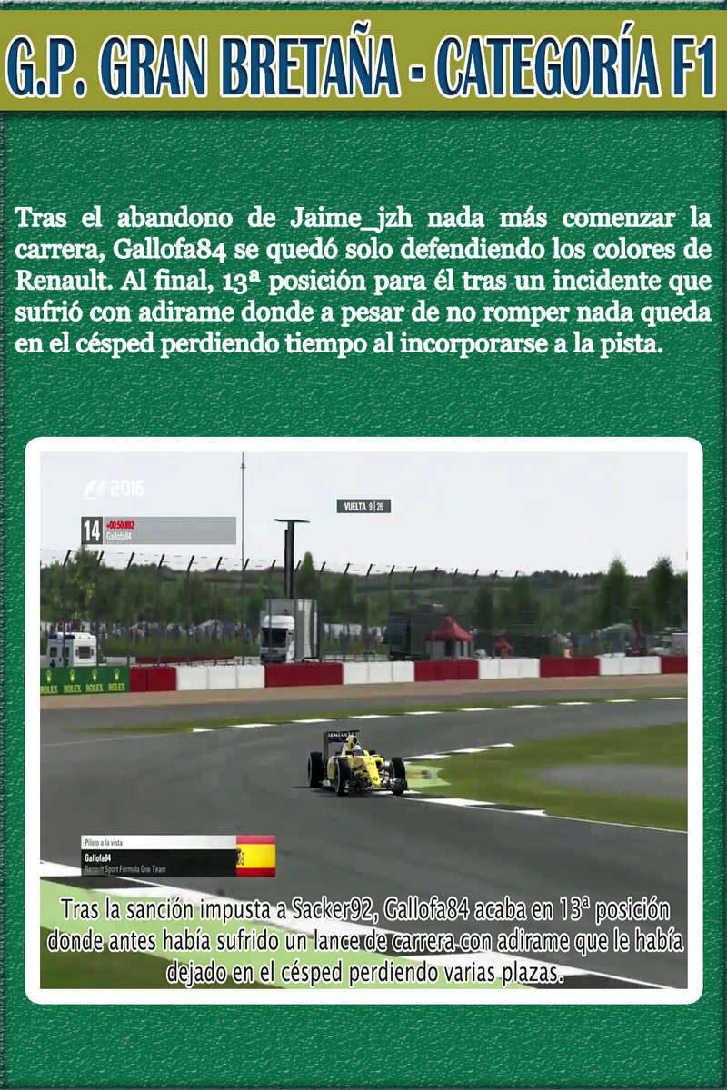 MAGAZINE F1 AVANTI. NÚMERO 12 (14/02/2017) 40_cro10
