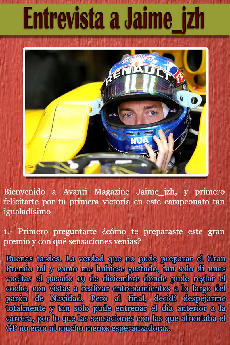 MAGAZINE F1 AVANTI. NÚMERO 9 (16/01/2017) 47_ent12
