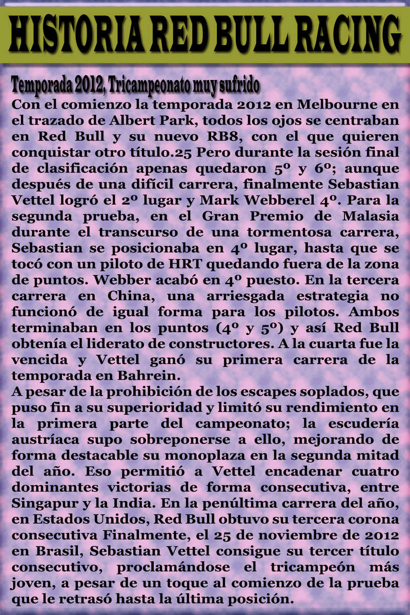 MAGAZINE F1 AVANTI. NÚMERO 6 (30/11/2016) 49_dos12