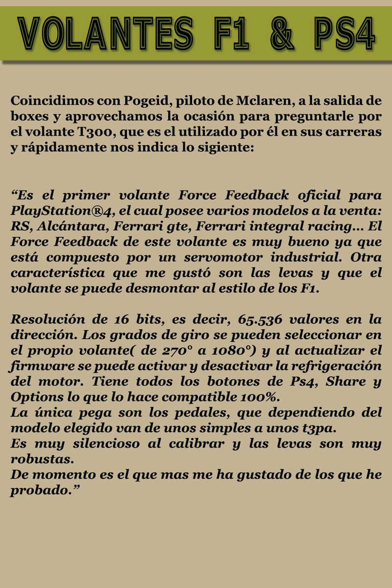 MAGAZINE F1 AVANTI. NÚMERO 4 (11/11/2016) 50_dos10