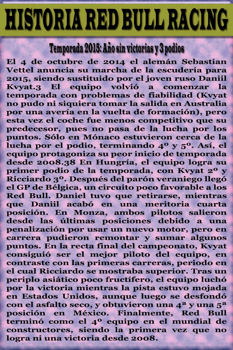 MAGAZINE F1 AVANTI. NÚMERO 6 (30/11/2016) 54_dos12