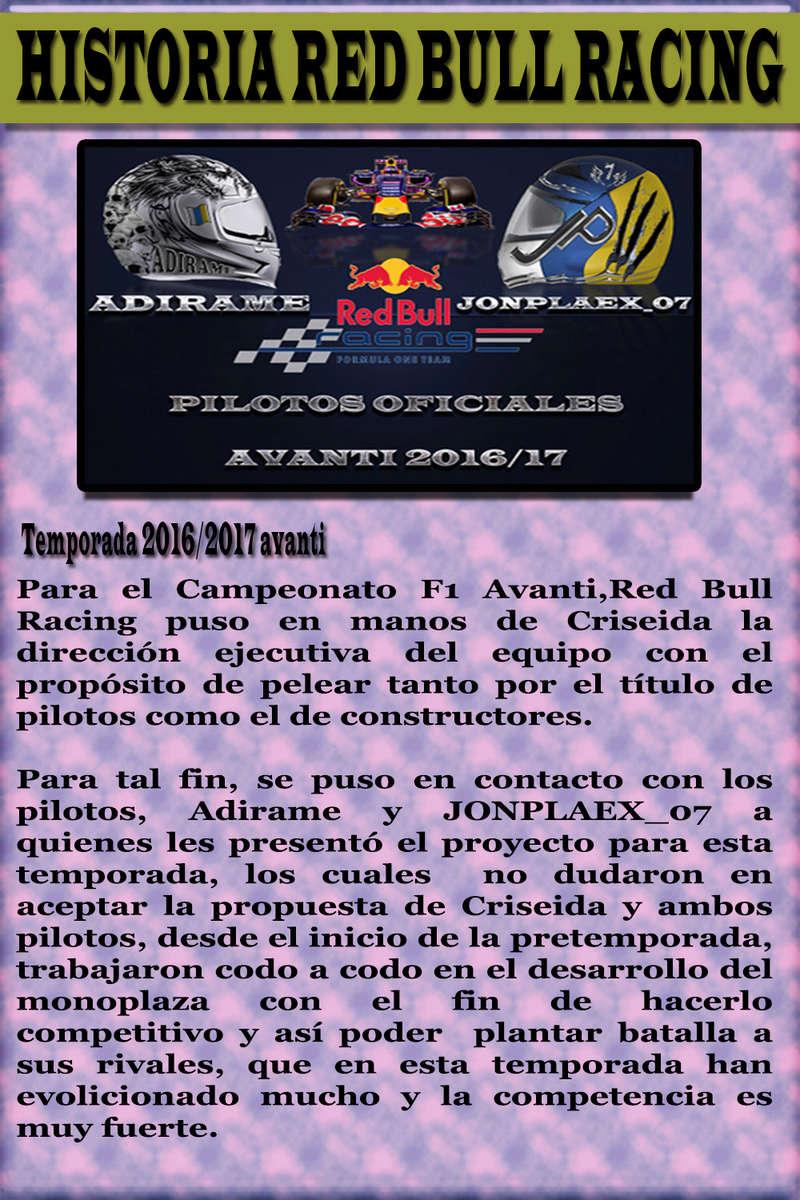 MAGAZINE F1 AVANTI. NÚMERO 6 (30/11/2016) 56_dos11