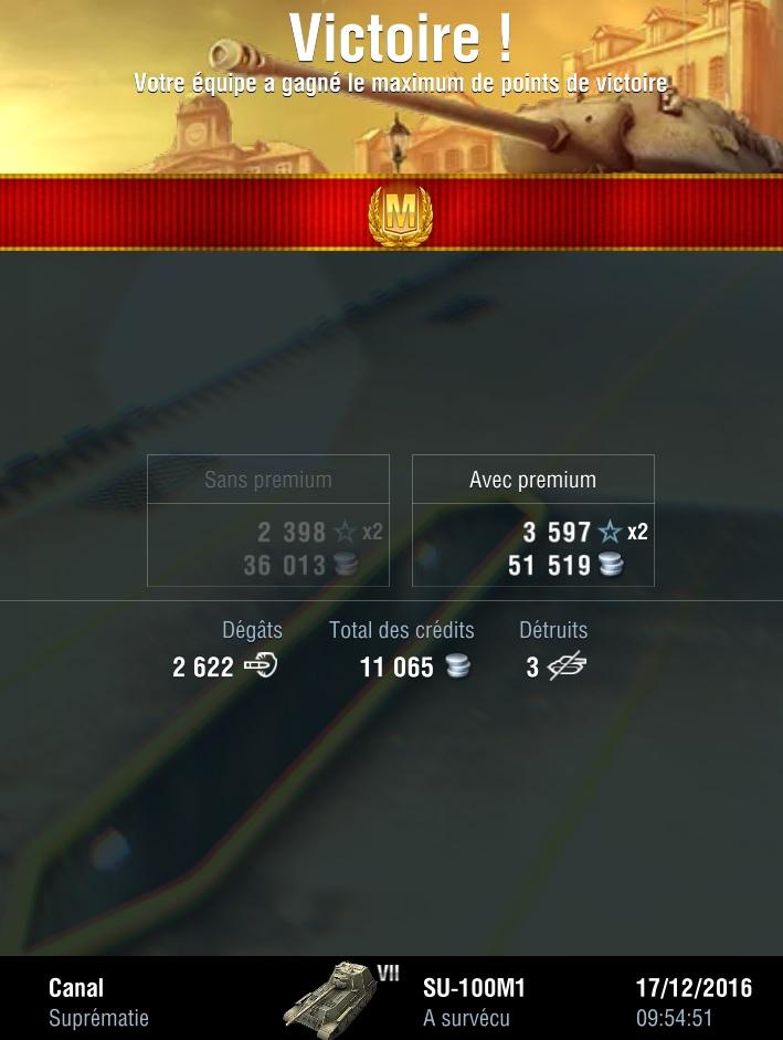 SU-100M1 - TD - T7 Su-10010
