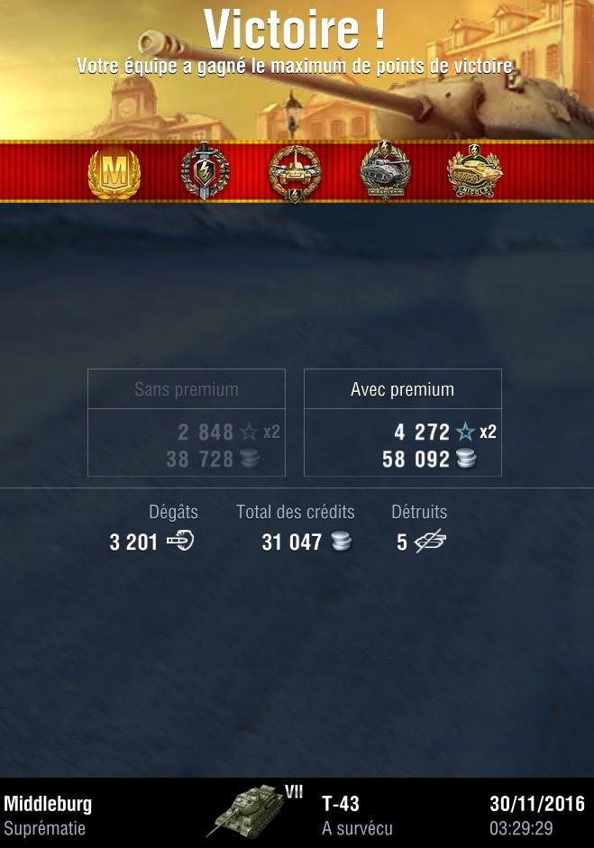 T-43 - Medium - Tier 7 T-4310