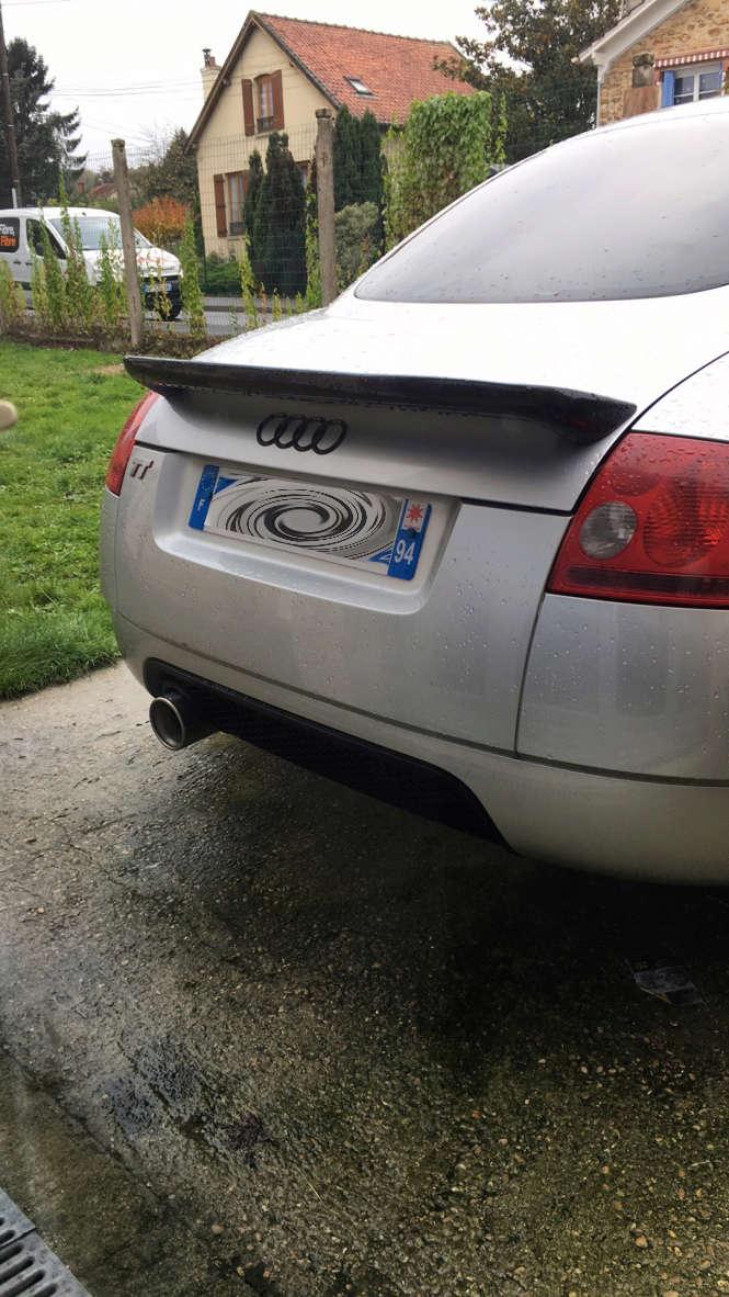 Audi TT 8N MK1 de Miidjyy - Page 6 Echapp10