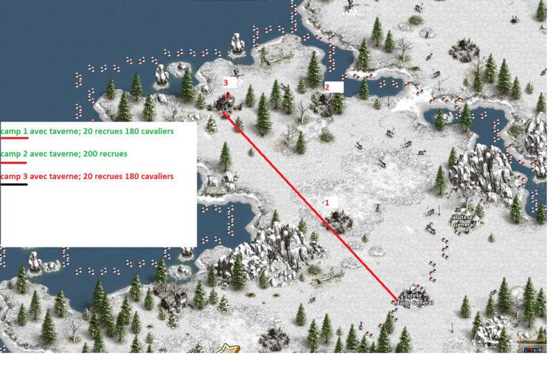 Sauver la fête de Noël avec gg taverne  difficulté 3 cranes 313