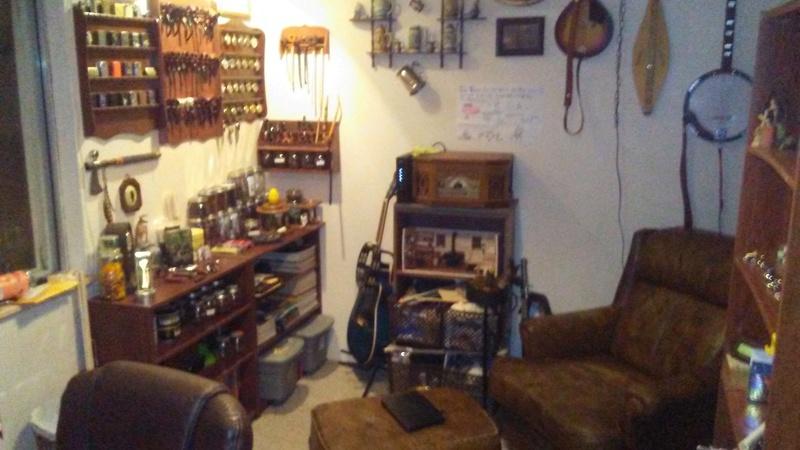 Reorganizing Room: My Reorganization Men Cave/ Craft Room