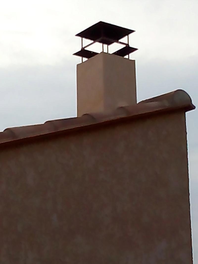 cheville chimique en haut d'un boisseau brique double paroi - autrement ? Img_2010