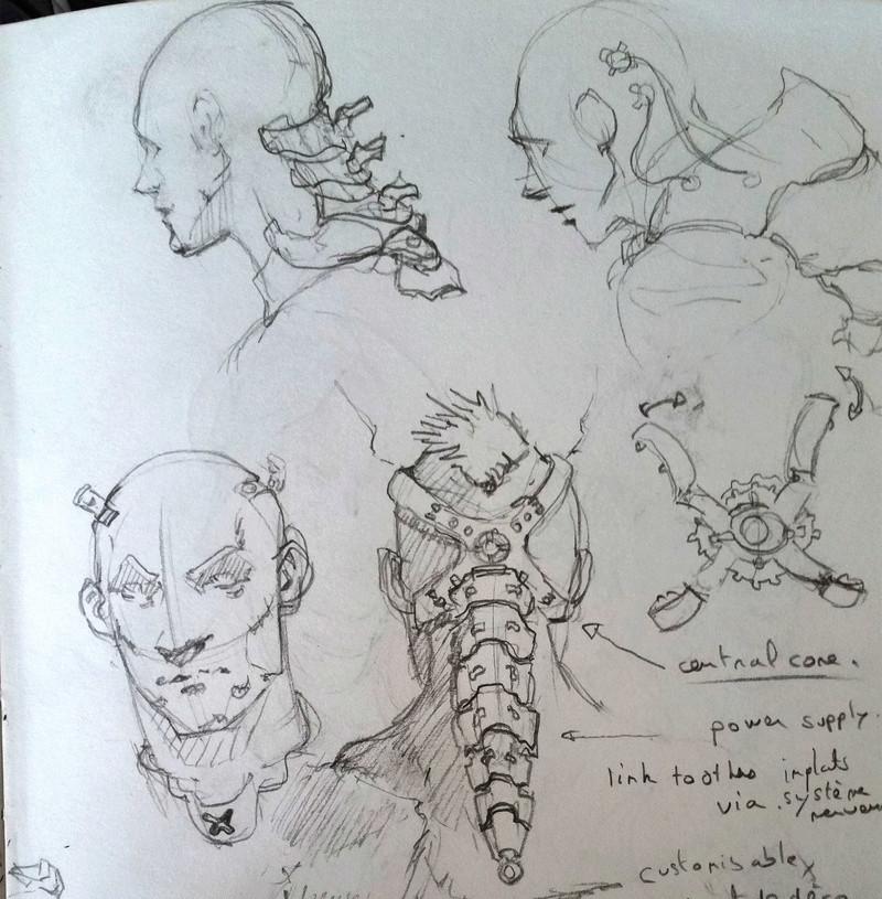 Byot IM Challenge Saison 6-4 Sketch10