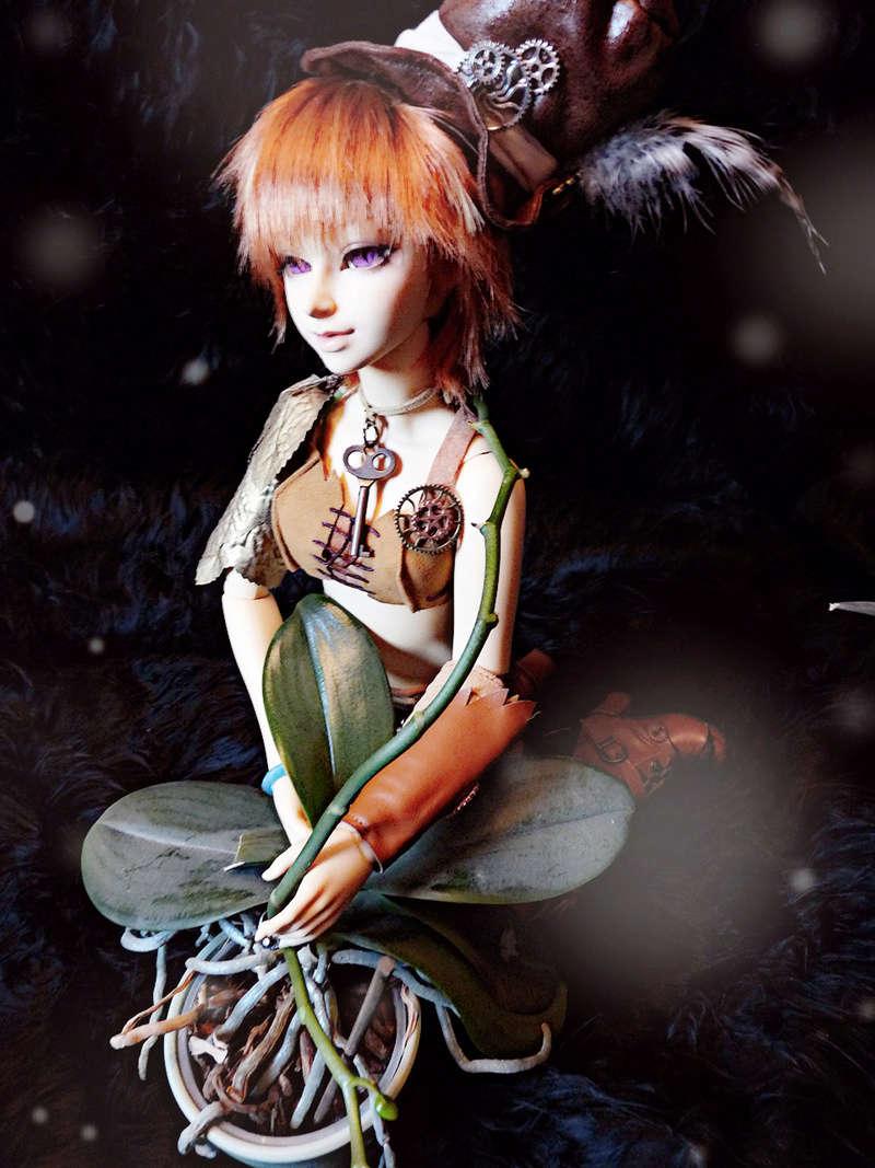 Le petit monde de Kitsu •  Myxj_212