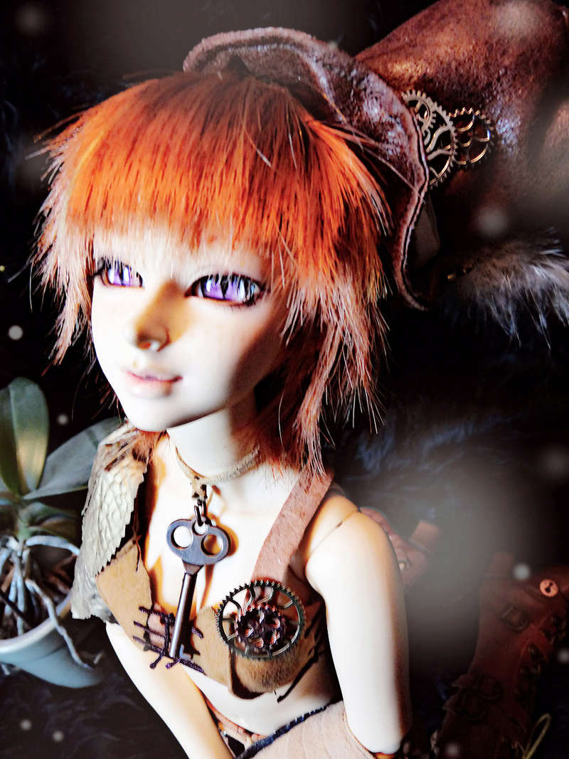 Le petit monde de Kitsu •  Myxj_213