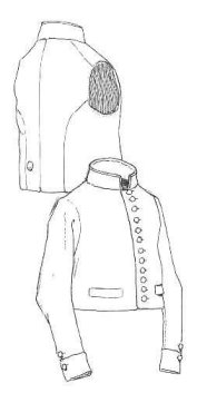 Grenadier de la ligne 3ème Rgt 1806 MM54mm Image153