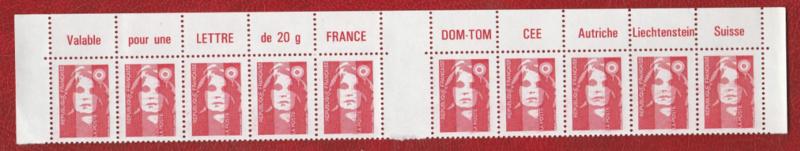 Marianne de Briat avec bandes-pubs. Marian11