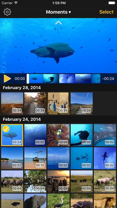 تطبيق Video mute | لحذف وتعديل صوت الفيديو Screen11