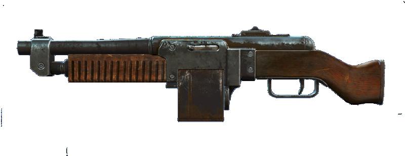 Fallout 4 Legendary weapons, a lazy idea Fallou10
