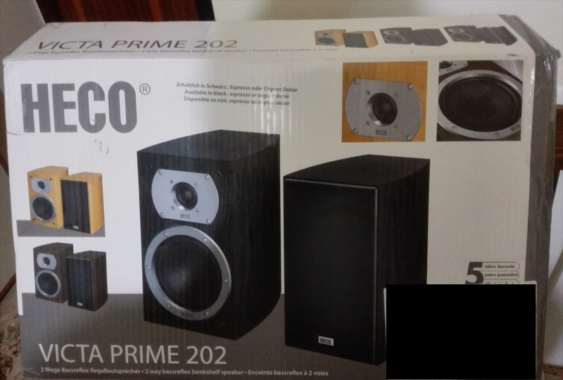 [Recensione] Heco Victa Prime 202 Img_2011