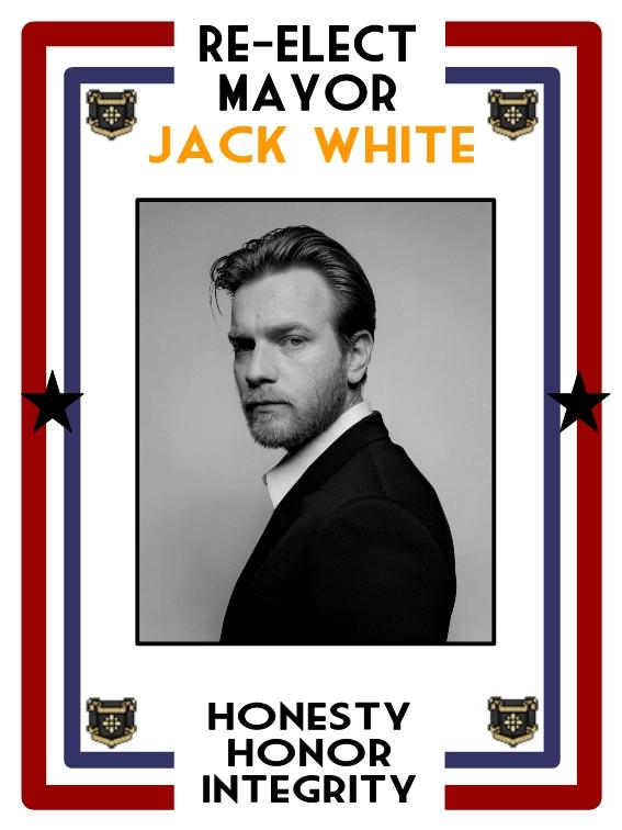 [Campagne éléctorale] Re-elect Jack White! Affich10