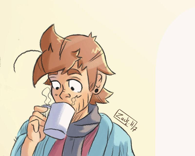 [WEBCOMIC] Zack Hitori - Page 4 Miniat10