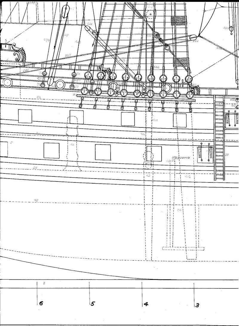 le Mirage XVII siècle (sur plan) - Page 2 Mirage11