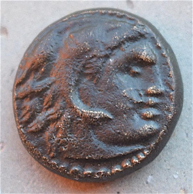 Bronze de Macédoine de Philippe V - Vraie ou fausse ? Dsc_0011
