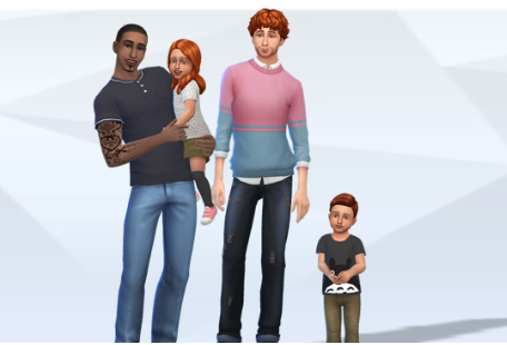 [Challenge Sims 4] Tranches de Sims: Les enfants démoniaques  Sans_t10